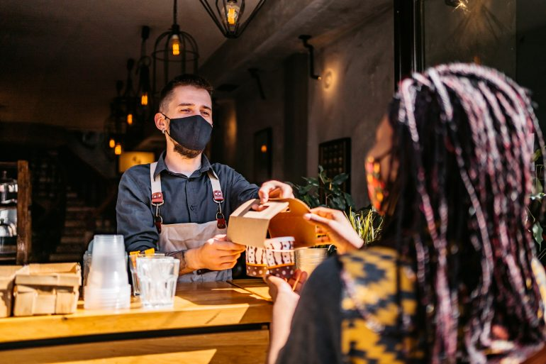 For many restaurants during the pandemic, moving away from sit-down-only service was a helpful survival tactic.